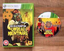 RED DEAD REDEMPTION - UNDEAD NIGHTMARE - XBOX 360 GAME (ONLINE & MULTIPLAYER) 18
