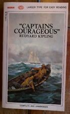 Captain's Courageous, by Rudyard Kipling, Vintage Paperback 1967