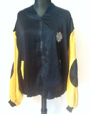 LEGENDS AT THE STICK Silk Zip-Up Jacket, Detroit Tigers, Size XL