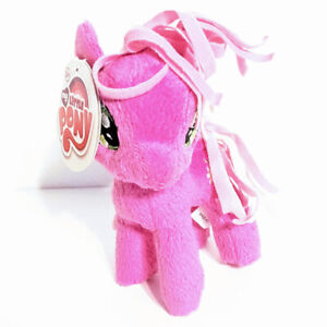 "CHEERILEE - My Little Pony 5.5"" Plush - 2013 Funrise Hasbro With Tags"