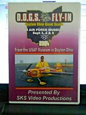 Dayton Ohio Giant Scale Fly-In 2004 (DVD) SKS Video Productions scalers D.O.G.S.
