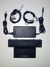 Dell Docking Station Eport 2.0 Plus Replicator (Pro2X) w/Dell Ac Adaptor D846D