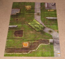 Heroclix Marvel Avengers Airbase Outdoor Map