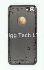 Recambios carcasas negras Para iPhone 7 para teléfonos móviles