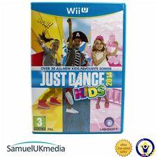 Just Dance Kids 2014 (Nintendo Wii U) **GREAT CONDITION**