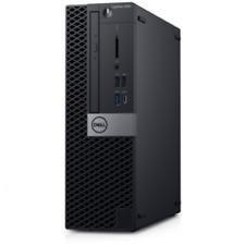 Dell OptiPlex 5060 SFF i5-8500 16GB 512GB SSD DVDRW Win10 Pro Desktop PC