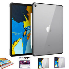 "MoKo Flexible TPU Transparent Case Support Pencil Charging For iPad Pro 11"" 2018"