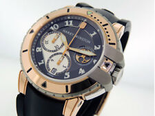 Harry Winston Ocean Diver Project Z2 Chrono 410/MCA44RZCA 18k Rose Gold $45,700