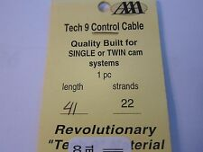 """NEW Allied Archery AMG Tech 9 Control Cable 41"""" 22 Strand AAA LOTS More Listed"""