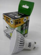 Beghelli Lampadina LED Gu10 4w Faretto Bianco Spot ECOLED 56023