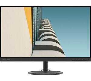 """LENOVO C24-25 Full HD 23.8"""" VA LCD Monitor Black"""