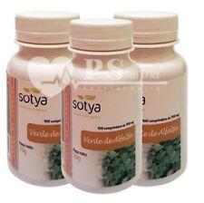 BOT006-  ALFALFA 700mg/300c. Sotya Digestivo, reduce el colesterol ENVIO24h