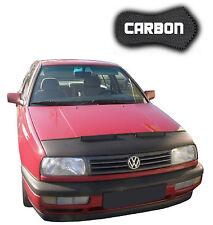 Haubenbra VW Vento Jetta 3 CARBON Steinschlagschutz Front Mask Cover Tuning NEU