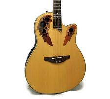 Applause by Ovation AE148 Super Shallow Acoustic-Electric Guitar + Gig Bag