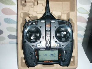 SPEKTRUM DX6e 2.4GHz 6 channel transmitter