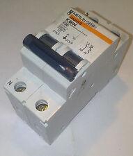 MAGNETOTERMICO  K60N 1 POLO + N C20 20 A MERLIN GERIN 27901  CIRCUIT BREAKER