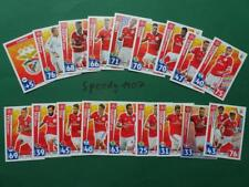Topps Champions League 2017 2018 all 18 Benfica complete Match Attax