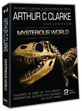 Arthur C. Clarke Collection: Mysterious World [2 Discs] (2013, REGION 1 DVD New)
