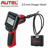 Autel Digital Auto Video Scope Camera MV400 5.5MM Inspection Endoscope Borescope