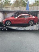 Hot Wheels Ferrari 612 Scaglietti ~ Metal Collection ~ RED ~ 1:18 ~ B6047 ~ NEW