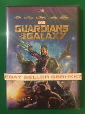 Guardians of the Galaxy DVD AUTHENTIC NEW FREE SHIPP WE DO NOT SELL CHEAP FAKES