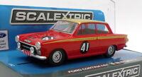 Scalextric 1/32 Scale C3870 - Ford Cortina Mk1 - #41 ETCC 500Km Snetterton