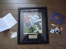 Pablo Aimar 100% Reliable Autographed Signed Photo with COA Framed Argentina 1