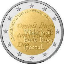 Slovenië 2020 - 2 euro - 500 jaar Adam Bohorič - UNC