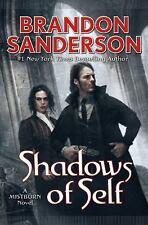 Mistborn: Shadows of Self 5 by Brandon Sanderson (2015, Hardcover)