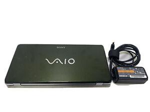 Green Sony Vaio VGN-P11Z Avec Adaptateur Alimentation - Windows Vista
