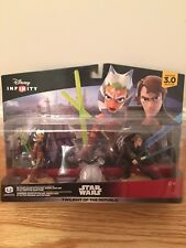 NEW Disney Infinity 3.0 Edition Star Wars Twilight Of The Republic Play Set