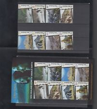 STAMPS NEW ZEALAND 2004 LORD OF THE RING MS AND STAMPS MNH**