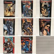Marvel Comic Book Lot of 8 The Ultimates Issues #1-6,7,13, 2002 - 2004 VG+ Thor