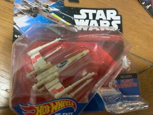 Star Wars Hot Wheels X-Wing Fighter  New