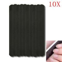 10X Sanding Buffer Files Wearable Block For Manicure UV Gel Nail Art Polish Tool
