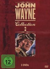 BOX mit 3 DVDs - DER LÄNGSTE TAG # ALAMO # SCHATTEN DER GIGANTEN - NEU*OVP