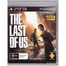 PLAYSTATION 3 LAST OF US, THE PAL PS3 [ULN] YOUR GAMES PAL