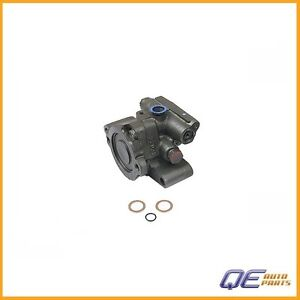 Power Steering Pump Maval Remanufactured 4432033040X Fits: Toyota Camry Celica
