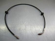 1981-1986 Stahlflex Bremsleitung silber vorne für BMW R 65 LS BMW248 Flachlen