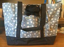 NEW JAPAN Tsumori Chisato CAT Shoulder Tote Bag + Plush Cat ID Case