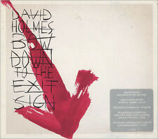 DAVID HOLMES = bow down to the exit sign = ELECTRO PSYCHEDELIC KRAUTROCK SOUNDS!