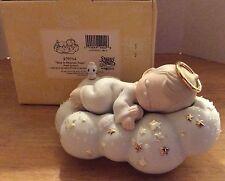 Precious Moments Figurine Sleep In Heavenly Peace Chapel Exclusive 879754 2001
