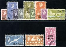 Decimal George VI (1936-1952) British Colonies & Territories Single Stamps