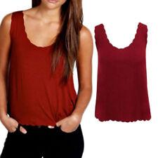 Camisas y tops de mujer sin mangas talla XXXL