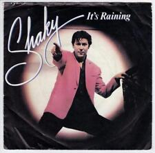 Shakin Stevens - It's Raining, 45 Single Record,