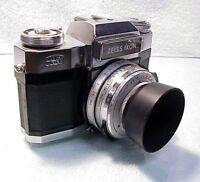Zeiss Contaflex Contina 50mm Lens Hood | 27mm Screw in | New | NOS | $15 |