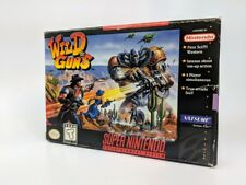 Wild Guns (Super Nintendo, 1995)
