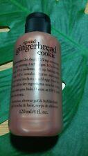 PHILOSOPHY SPICED GINGERBREAD COOKIE SCENTED SHAMPOO, SHOWER GEL & BUBBLE BATH