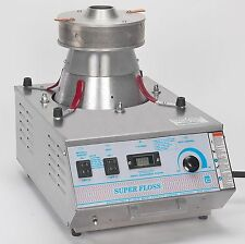 COTTON CANDY FAIRY FLOSS MAKER MACHINE 3038ED SUPER FLOSS