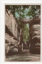 High Rocks Tunbridge Wells Vintage RP Postcard 220a